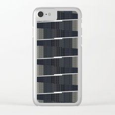 Crossing point Clear iPhone Case