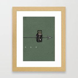 Explore - III Framed Art Print