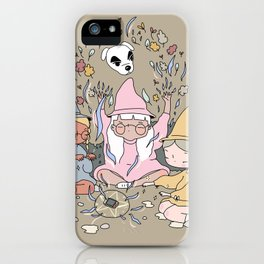 SUMMONING SLIDER iPhone Case
