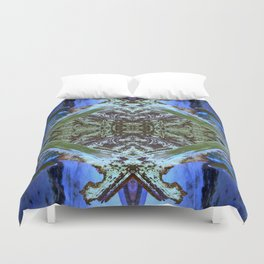 Ceiling Tile (Abstract) Duvet Cover