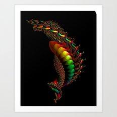 Twister (2) Art Print
