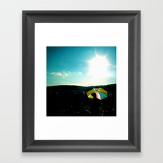Wakarusa Framed Art Print