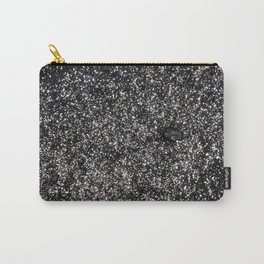 Sand at Cobblestone Beach Carry-All Pouch