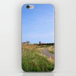 north holland romantic iPhone Skin