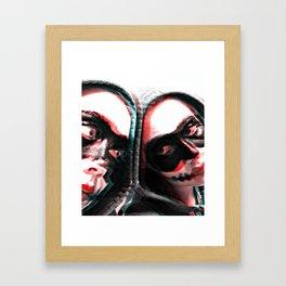 Relapse Framed Art Print