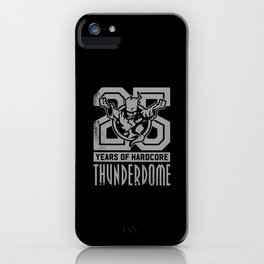 Thunderdome - Deejay iPhone Case