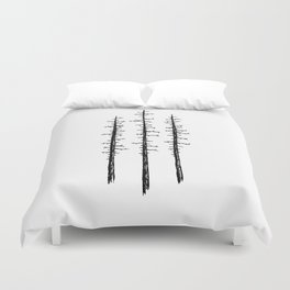 Pines Duvet Cover