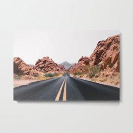 Las Vegas Nevada Metal Print