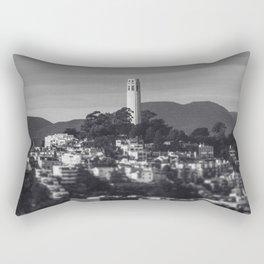 Coit Tower Rectangular Pillow