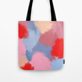 Paint Tote Bag