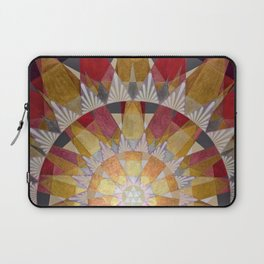 Triangle Explosion Laptop Sleeve