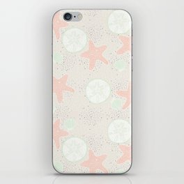 Beach Wedding iPhone Skin
