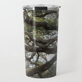 Live Oak Tree Travel Mug