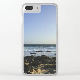 107 Clear iPhone Case