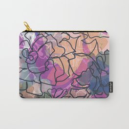Tapestry Batik Carry-All Pouch