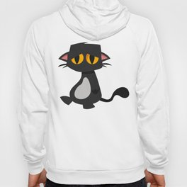 Depressed Cat Hoody