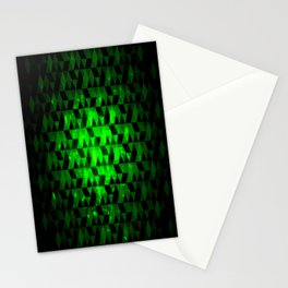 See in green. Stationery Cards
