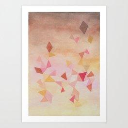 composición 2  Art Print
