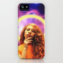 A Lesson In Benevolence (full) iPhone Case