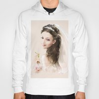 bride Hoodies featuring bride by tatiana-teni