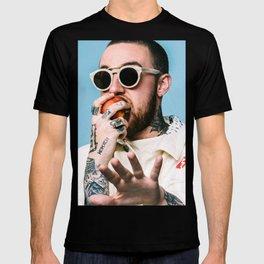 MAC MILLER---CANVAS T-shirt