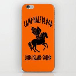 camp half blood iPhone Skin