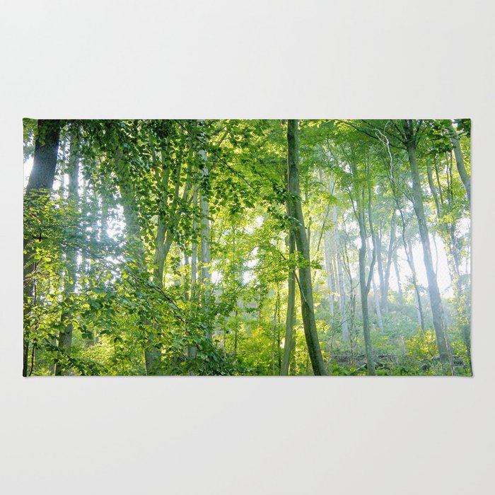 MM - Sunny forest Rug