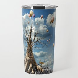 750 years old - happy birthday ! Travel Mug