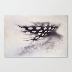 feather III Canvas Print