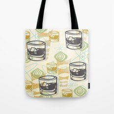 Dad Is Home 1954 Tote Bag