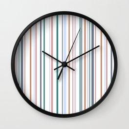 New Trend Stripes Wall Clock
