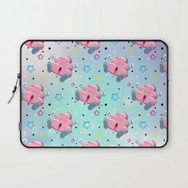 Pink Poo Laptop Sleeve