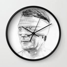 Hal Wall Clock