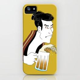 Ukiyoe Kampai! iPhone Case