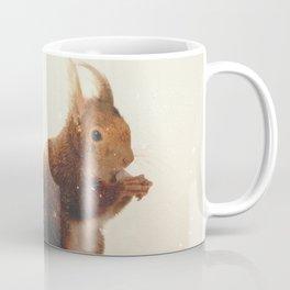 Veluwe: Squirrel Coffee Mug