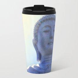 Meditating Buddha Travel Mug