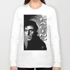 Al Pacino Long Sleeve T-shirt