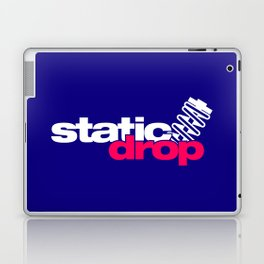 Static drop v2 HQvector Laptop & iPad Skin