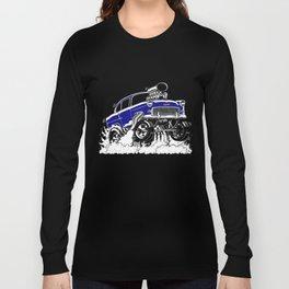 55 Gasser REV-3 BLUE Long Sleeve T-shirt