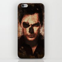 dexter iPhone & iPod Skins featuring Dexter by Sirenphotos