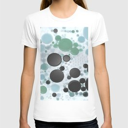 :: Overcast Day at the Beach :: T-shirt
