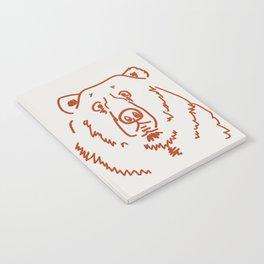 Befuddled Bear Notebook