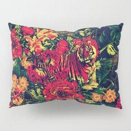 Vivid Jungle Pillow Sham