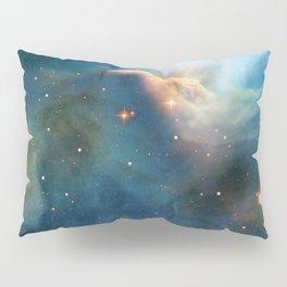 Dusty Nebula Pillow Sham