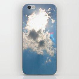 In a Flash iPhone Skin