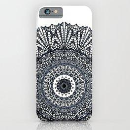 Mandala Mehndi Style G378 iPhone Case