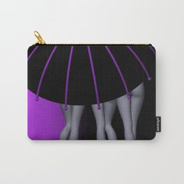 pink or violet -6- Carry-All Pouch