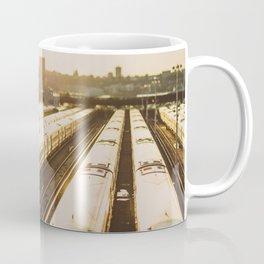 NYC Trains Coffee Mug