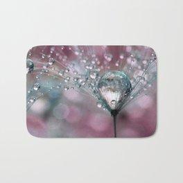 Rasberry Sparkles Bath Mat