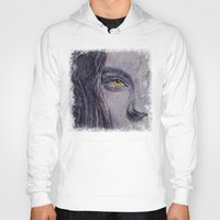 siren Hoodies featuring Siren by Michael Creese